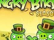 esta disponible actualización Angry Birds Seasons