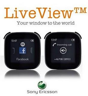 Actualización Live View Sony Ericsson Disponible