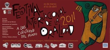 Festival Internacional de la Oralidad  en Castellón