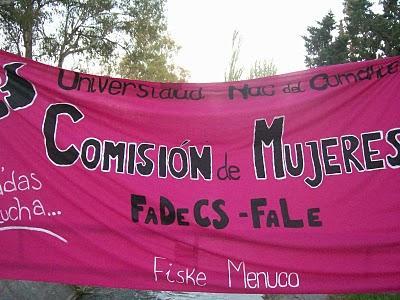 """8 de marzo: """"Radio Abierta y panfleteada"""""""