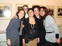 Grito de mujer en Luxemburgo