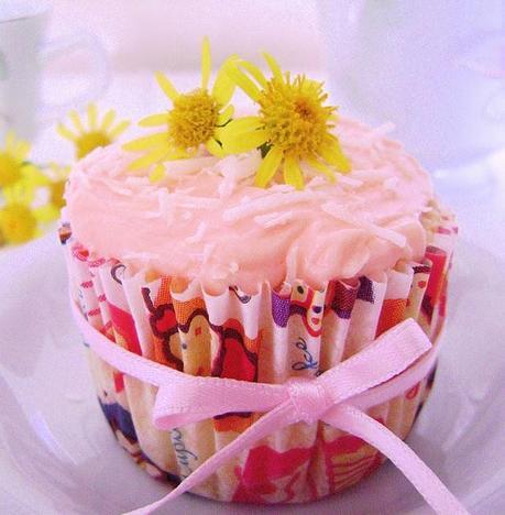 Cupcake Marmolado