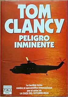 (reseña) Peligro inminente de Tom Clancy