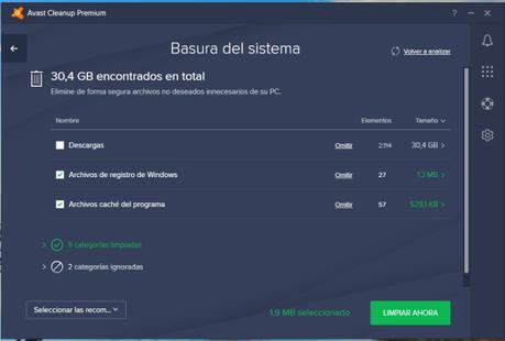 Reseña de Avast Cleanup Premium ¿Mantenimiento de la PC de manera fácil?