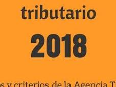 Plan Control Tributario 2018… mayor información, menos fraude