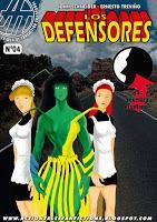 Los Defensores nº04