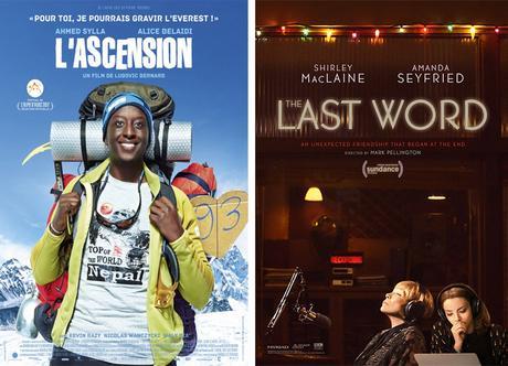 Dos películas para no tener miedo en la vida