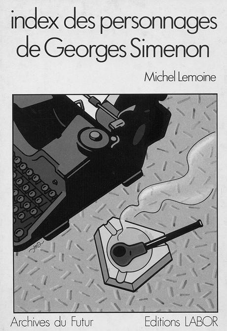 La necesidad de crear otros seres, Georges Simenon