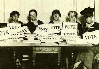 Otro bulo histórico: voto femenino