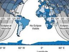 """Eclipse Luna """"azul"""" enero"""