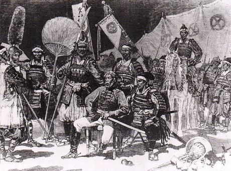 El fin de los samuráis