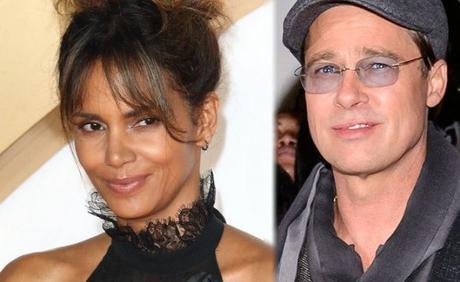 Brad Pitt y Halle Berry, ¿La nueva pareja de #Hollywood?