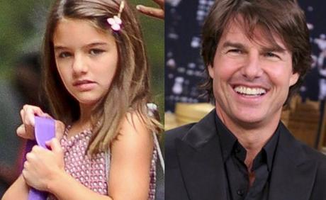 Tom Cruise renunciará a la #Cienciología para reunirse con Suri  /  #Religiones