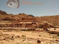Visitar Petra por el día