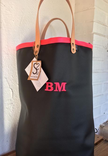 Creamos tu bolso personalizado en Bilbao