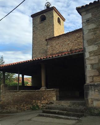 Camino de Santiago. ROMÁNICO EN EL CAMINO PRIMITIVO
