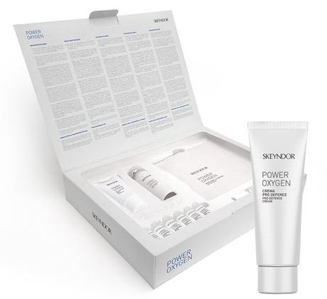 Mi Experiencia con el Tratamiento Oxygen[O2] Skin Advanced Programme & Pollution Block de Skeyndor