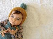 Ropa para bebés estilo boho vintage