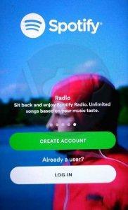 Descarga de APK Spotify Premium para Android (sin root)2018