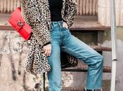 Leopard coat+lookbook