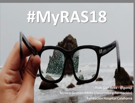 Hoy nos vemos en… Fuenlabrada (Madrid), con #MyRAS18
