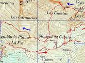 Tuiza Riba-La Mortera Baxo-Braña Foxón-La Vega'l Forquéu-La Guariza Riba