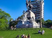 Fotografiando monumentos.