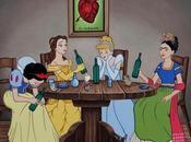 ¿Como serían dibujos Disney nuestros tiempos? Ilustraciones José Loaiza