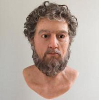 Así era el rostro de los emperadores Adriano y Marco Aurelio