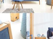 Ikonik Home Muebles estilo nórdico acento eslavo