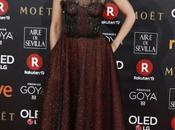 Goya 2018: favoritas alfombra roja