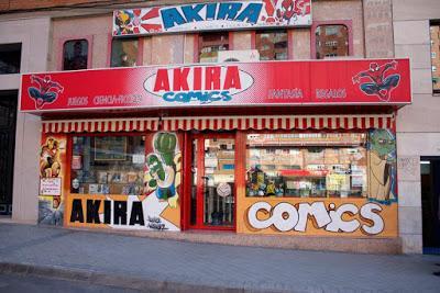 Guía de tiendas frikis en Madrid