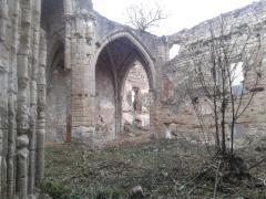 La impaciencia del Monasterio de Bonaval