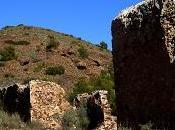 minas hierro Almagros, Fuente Alamo, Murcia.