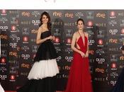 mejores vestidos Goya 2018