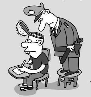 LA POLICÍA DEL PENSAMIENTO