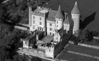 El castillo de Puymartin