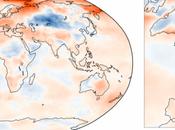 Enero 2018 cálido promedio 1981-2010 buena parte planeta