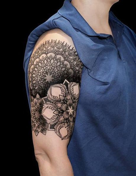 20 ideas de tatuajes con formas geométricas