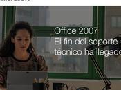 soporte técnico Office 2007 está aquí!