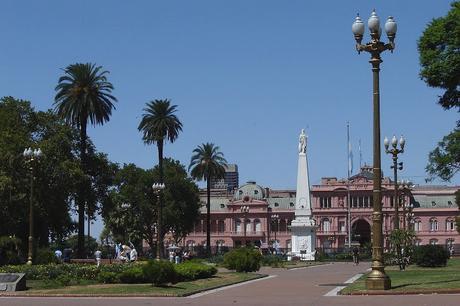 Sitios históricos de Buenos Aires.
