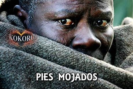 PIES MOJADOS