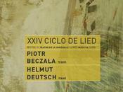 XXIV Ciclo Lied Teatro Zarzuela
