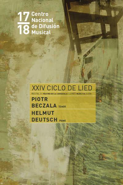 XXIV Ciclo de Lied en el Teatro de la Zarzuela