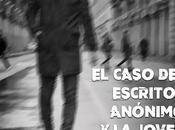 caso escritor anónimo joven desaparecida
