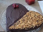Postre chocolate para Valentín