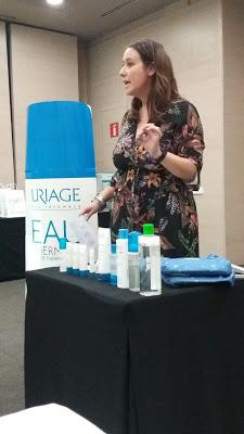 Presentación Productos de Uriage