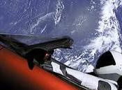coche espacio. Elon Musk, SpaceX, Tesla…