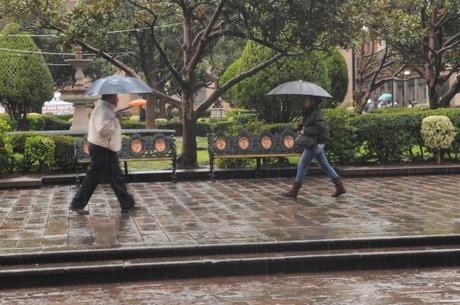 Se mantiene el pronostico de lluvia para San Luis Potosí