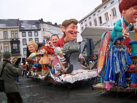 Carnaval en Bélgica